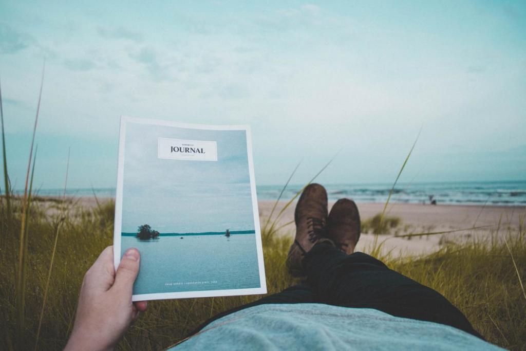 作品を読んで旅の情緒を感じる