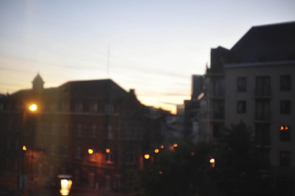 ヨーロッパの夕暮れ