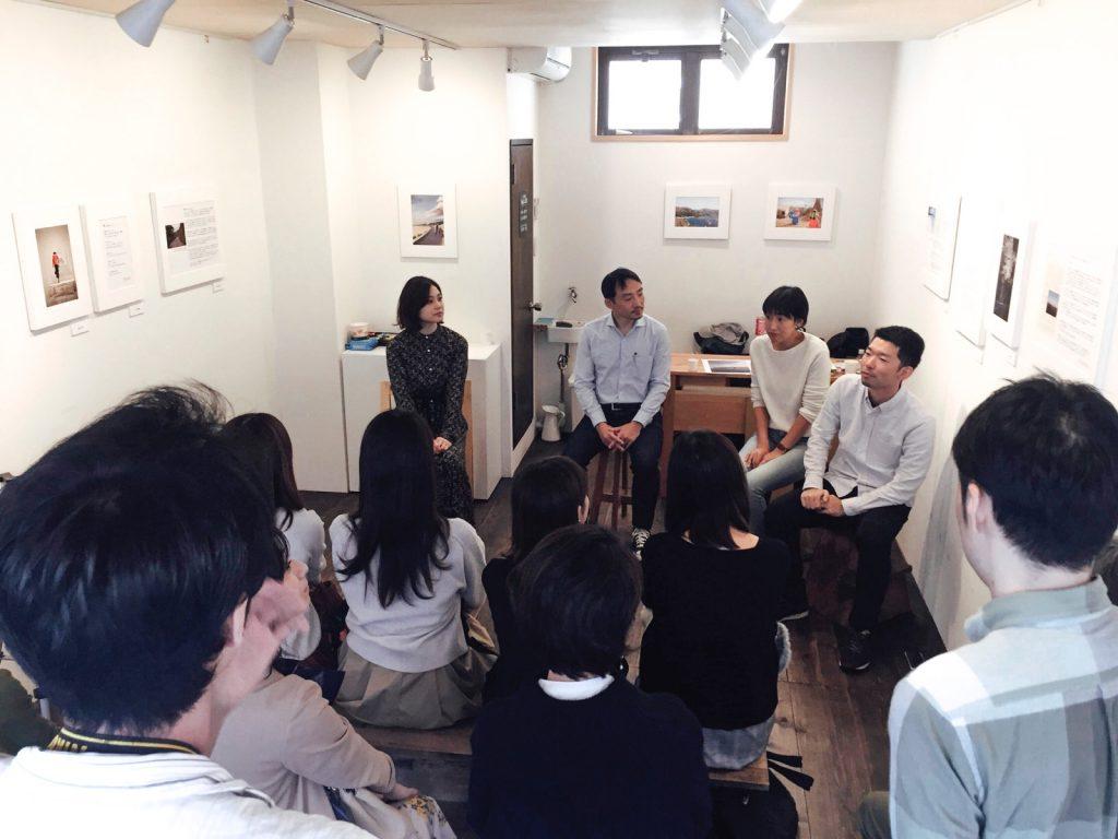 第2回タビノコトバのトークイベント